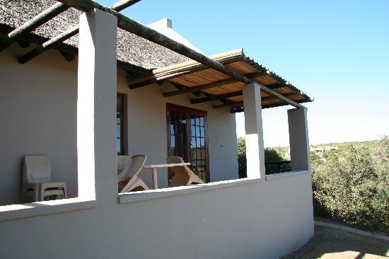 Addo Rest Camp: Terrace