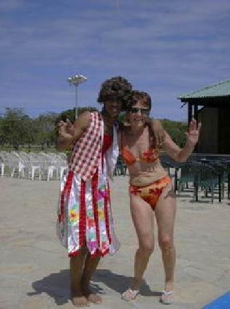 Occidental Caribbean Village Playa Dorada : Entertainer - Jonathan