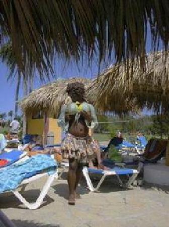 Occidental Caribbean Village Playa Dorada : Entertainer - Blaky