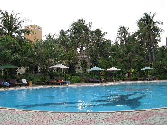 The Beach Resort, pool