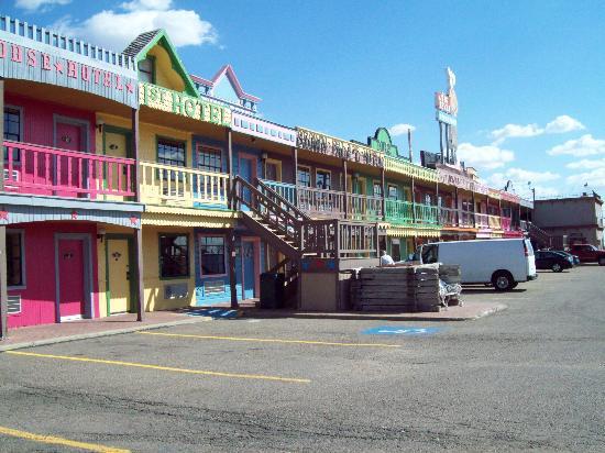 Big Texan Motel : the hotel