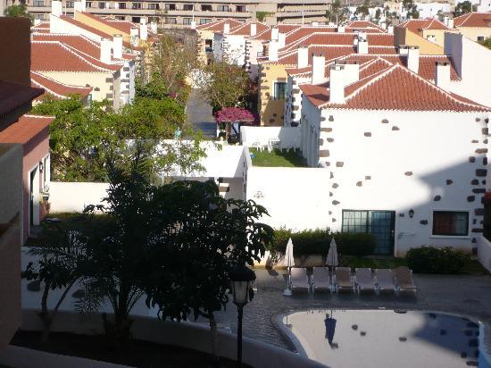 GF Isabel: vue de notre balcon