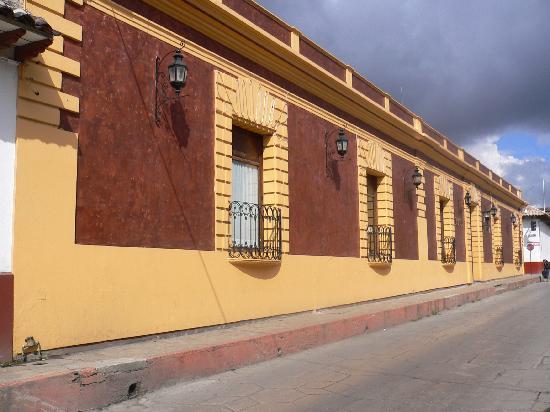 Hotel Casa Mexicana: Das Hotel