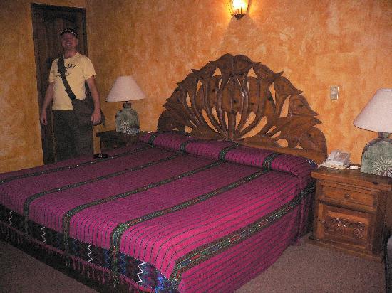 Hotel Casa Mexicana: Zimmer