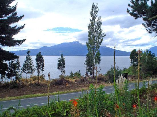 Puerto Montt, Chile: Lago Llanquihue y volcan Osorno