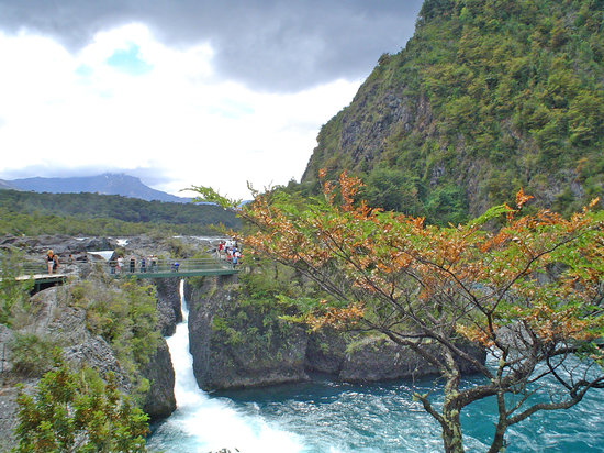 Puerto Montt, Chile: Saltos de Petrohue