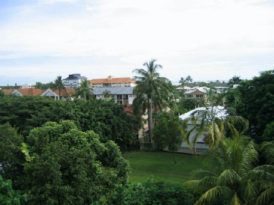 Tropic Towers Apartments: view from room