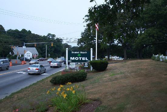 Skaket Beach Motel : Location