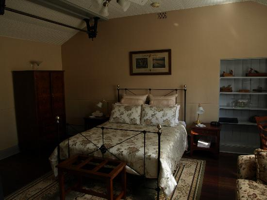 Collingrove Homestead: Our room