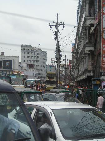 Daca (división), Bangladés: Dhaka