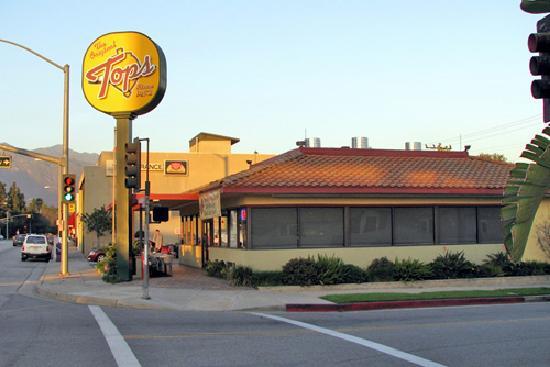 Best Western Pasadena Inn : Top's - right down the street