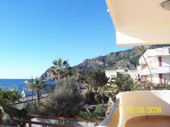 Hotel Solemar: view from front facing balcony