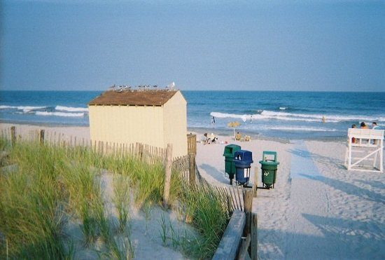Stone Harbor, NJ : The beach