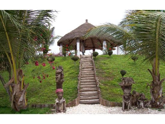 Rufisque, Senegal: Beautiful Keur Salim