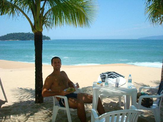 Hotel Porto Real: hotel beach