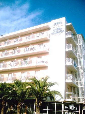 Hotel Sorra Daurada Splash : The Hotel