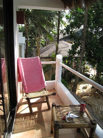 Artista Beach Villas: Balcony Room 3