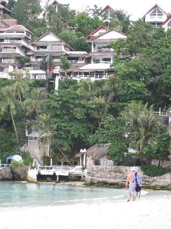Artista Beach Villas: Diniwid (Nami resort)