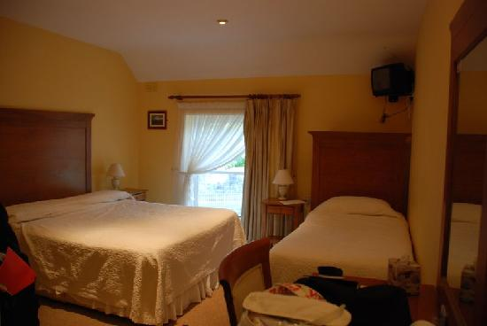 Fanad House: Our room