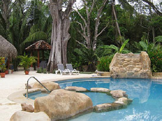 Villas Hermosas: View of pool area