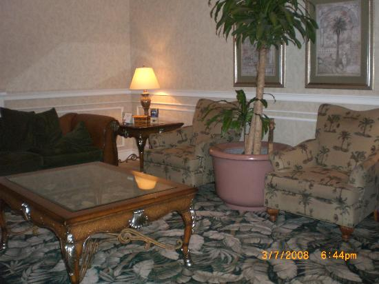 Comfort Suites Myrtle Beach : Lobby area