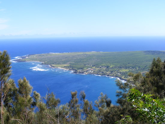 Molokai, HI: Kaluapapa Peninsula