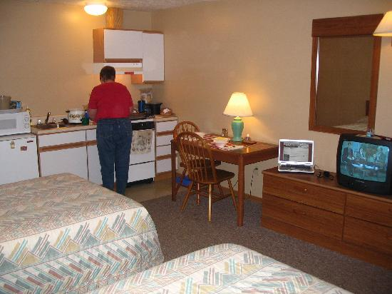 Girard, PA: Kitchenette Room
