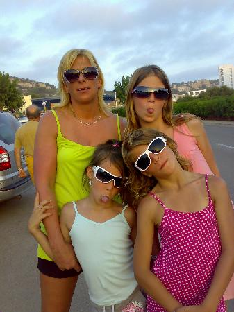 Apartments San Jaime: me and my girls