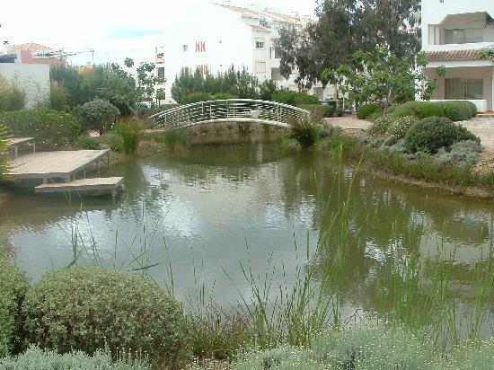 Golden Clube Cabanas : Complex Gardens