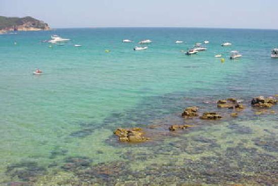 Hotel Bon Repos: Strand