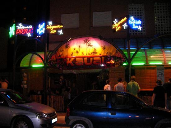Hotel Bon Repos: Nachtleben (2)