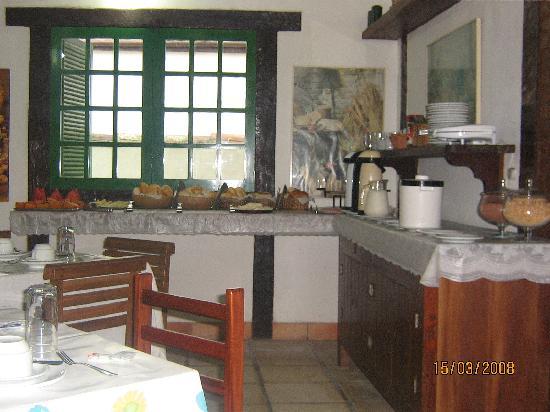 Barla Inn: Desayuno Buffet