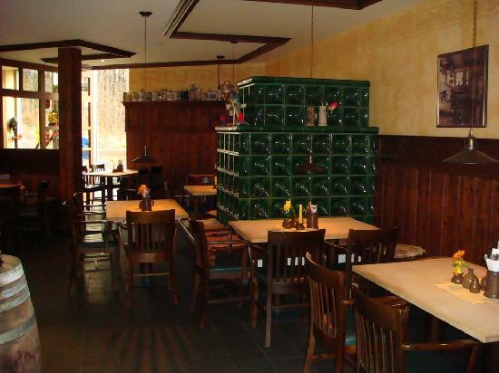 Forsthaus Grüna: Gaststube