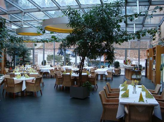 Forsthaus Grüna: Restaurant