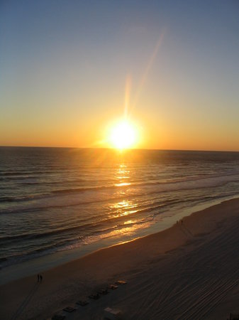 Panama City Beach, FL: Beautiful Sunsets