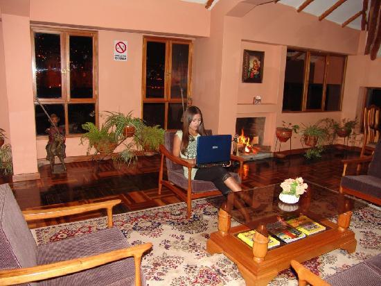 Los Andes De America Hotel: Una vista preferencial desde el hotel