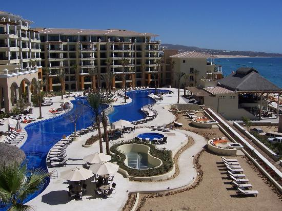 Casa Dorada Los Cabos Resort & Spa: Hotel view from balcony