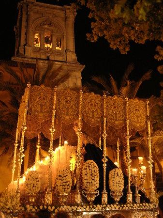 غرناطة, إسبانيا: semana santa