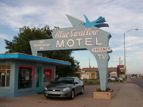 Blue Swallow Motel: Marc A Wessels 2007