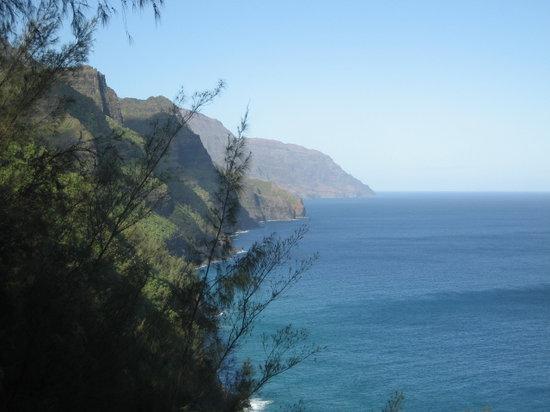 Princeville, HI: Na Pali Coast Hike