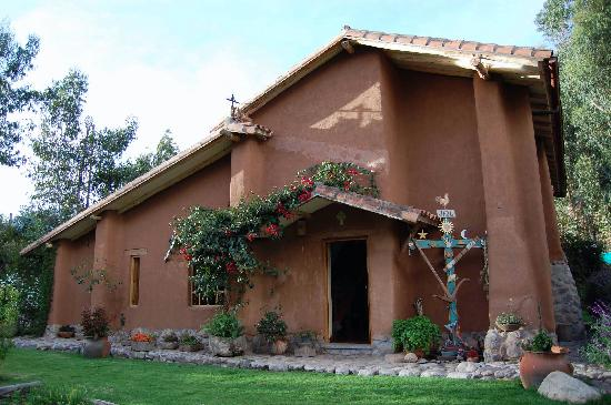 Urubamba Villas: Our villa