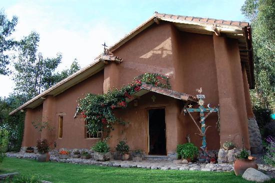 Urubamba Villas: Our villa