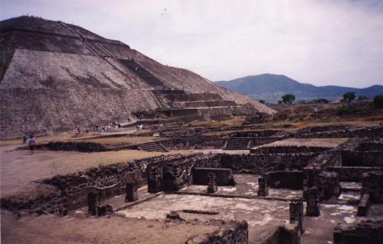 Hotel Casa Blanca Mexico City: Teotihuacan - Piramides Mayas - MEXICO CITY
