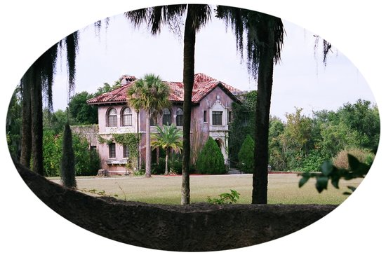 Howey Estate: The former Howey Family estate in Howey-in-the-Hills, FL.