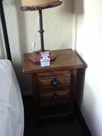 Hotel Eguzki Lore : El otro lado de la cama