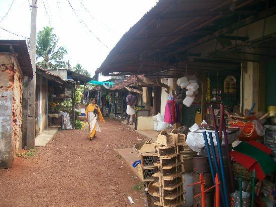 Kait's Home: Chapakullam village