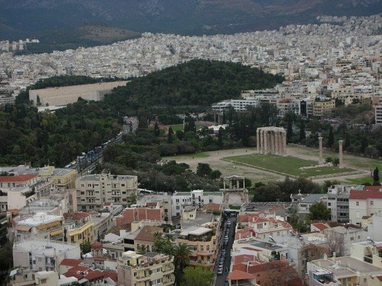 Aten, Grekland: Athens