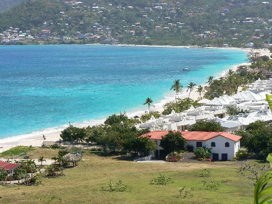 Mount Cinnamon Resort & Beach Club: The views