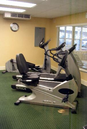 Residence Inn Boston Marlborough: Exercise room