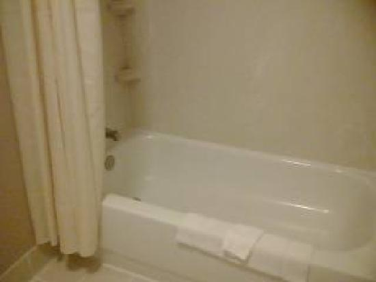 Courtyard by Marriott Omaha Downtown: Tub/shower